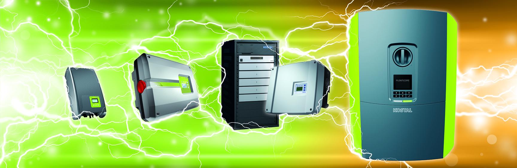 Resultado de imagen de KOSTAL Solar Electric